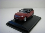 Range Rover Velar Firenze red 1:76 Oxford